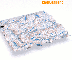 3d view of Kreilesberg