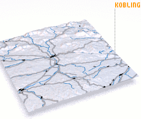 3d view of Kobling