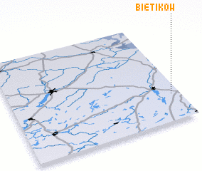 3d view of Bietikow
