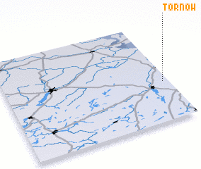 3d view of Tornow