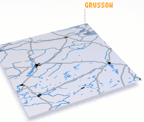 3d view of Grüssow