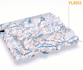 3d view of Fleiß