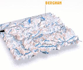 3d view of Bergham
