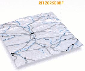 3d view of Ritzersdorf