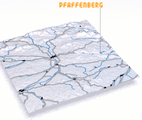 3d view of Pfaffenberg