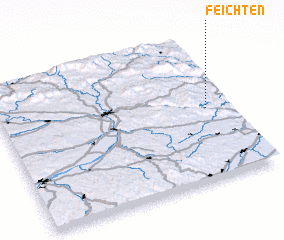 3d view of Feichten