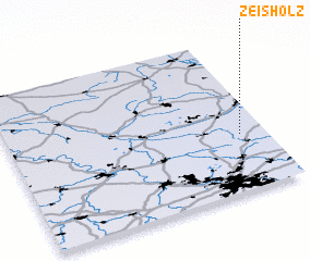 3d view of Zeisholz