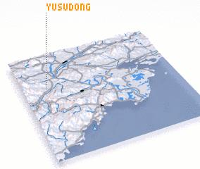 3d view of Yusu-dong