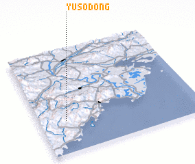 3d view of Yuso-dong