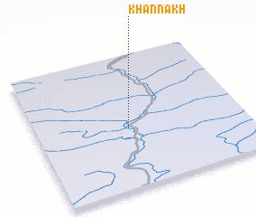 3d view of Khannakh