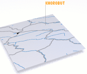 3d view of Khorobut