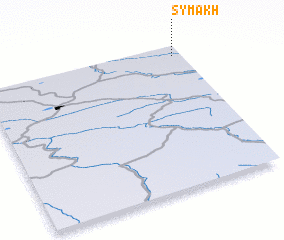 3d view of Symakh