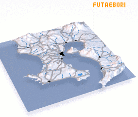 3d view of Futaebori