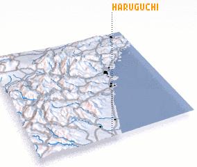 3d view of Haruguchi