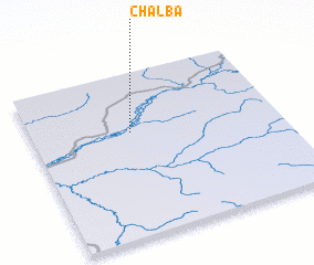 3d view of Chalba