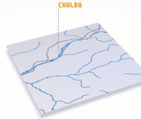 3d view of Chalba