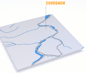 3d view of Suordakh