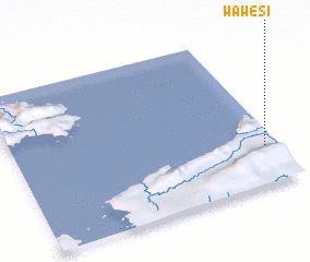 3d view of Wawesi