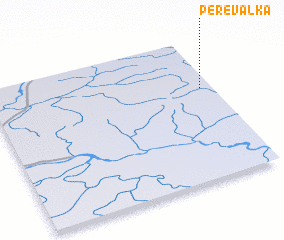 3d view of Perevalka