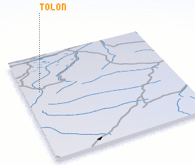 3d view of Tolon