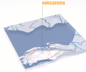 3d view of Kanggening