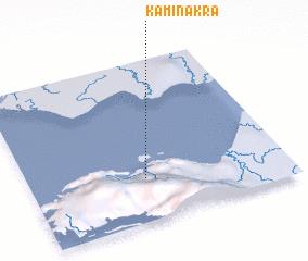 3d view of Kaminakra