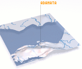 3d view of Adamata