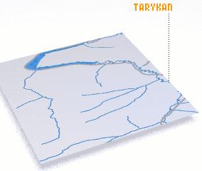 3d view of Tarykan