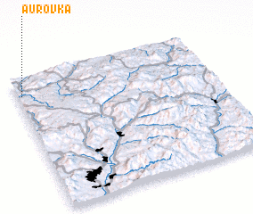 3d view of Aurovka