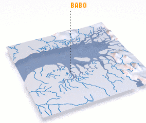 3d view of Babo