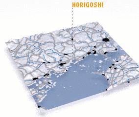 3d view of Horigoshi