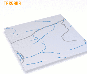 3d view of Targana