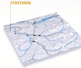 3d view of Stretenka