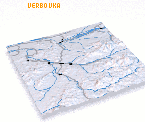 3d view of Verbovka
