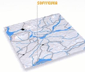 3d view of Sofiyevka