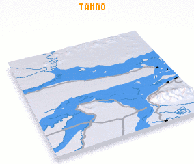3d view of Tamno