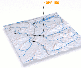 3d view of Marevka