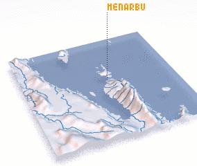 3d view of Menarbu