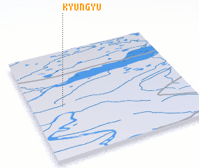 3d view of Kyungyu