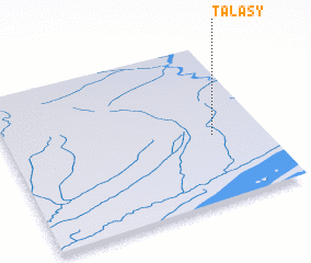 3d view of Talasy