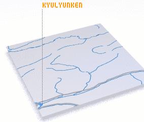 3d view of Kyulyunken
