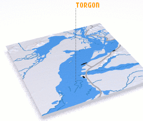 3d view of Torgon