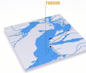 3d view of Torgon