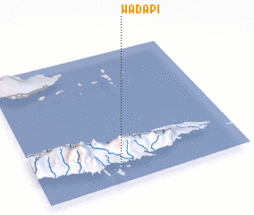 3d view of Wadapi