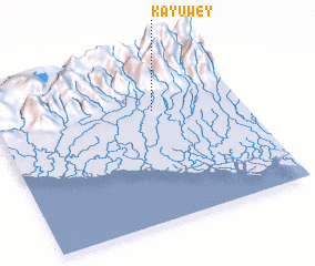 3d view of Kayuwey