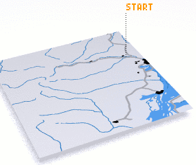 3d view of Start