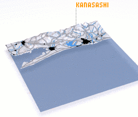 3d view of Kanasashi