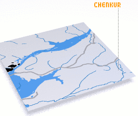 3d view of Chenkur