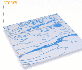 3d view of Steney