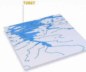 3d view of Tumat